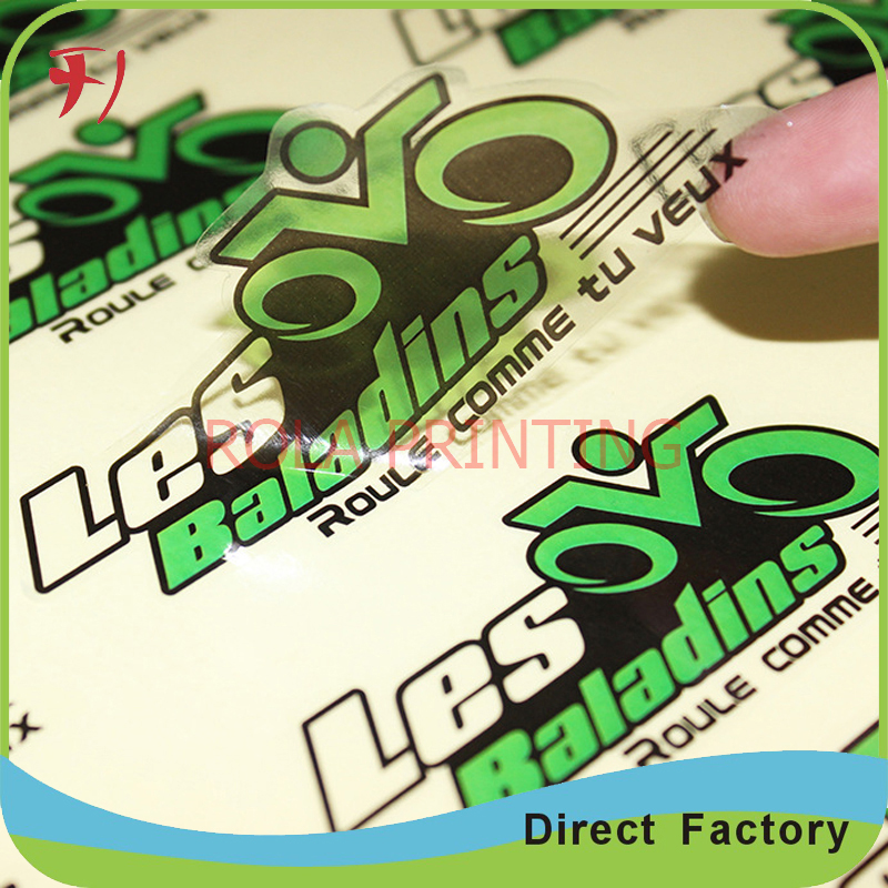 Customized Printing Custom Self Adhesive Logo Stickers, Adhesive Waterproof  Sticker Labels,Private Label Skincare
