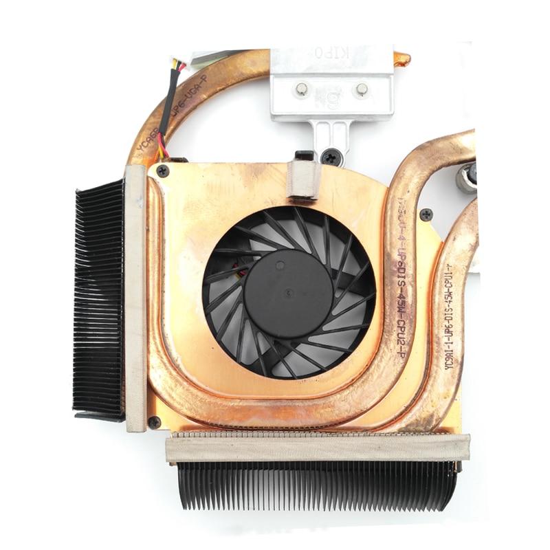 Nieuwe originele ventilator DV6-2000 koellichaam voor HP DV6-2000 - Computer componenten - Foto 4