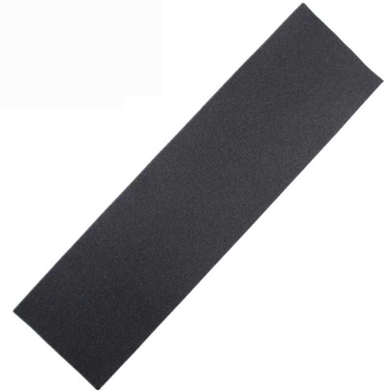 Professional Durable 83*23cm Skateboard Deck Sandpaper Grip Tape Skating Board Longboarding Useful