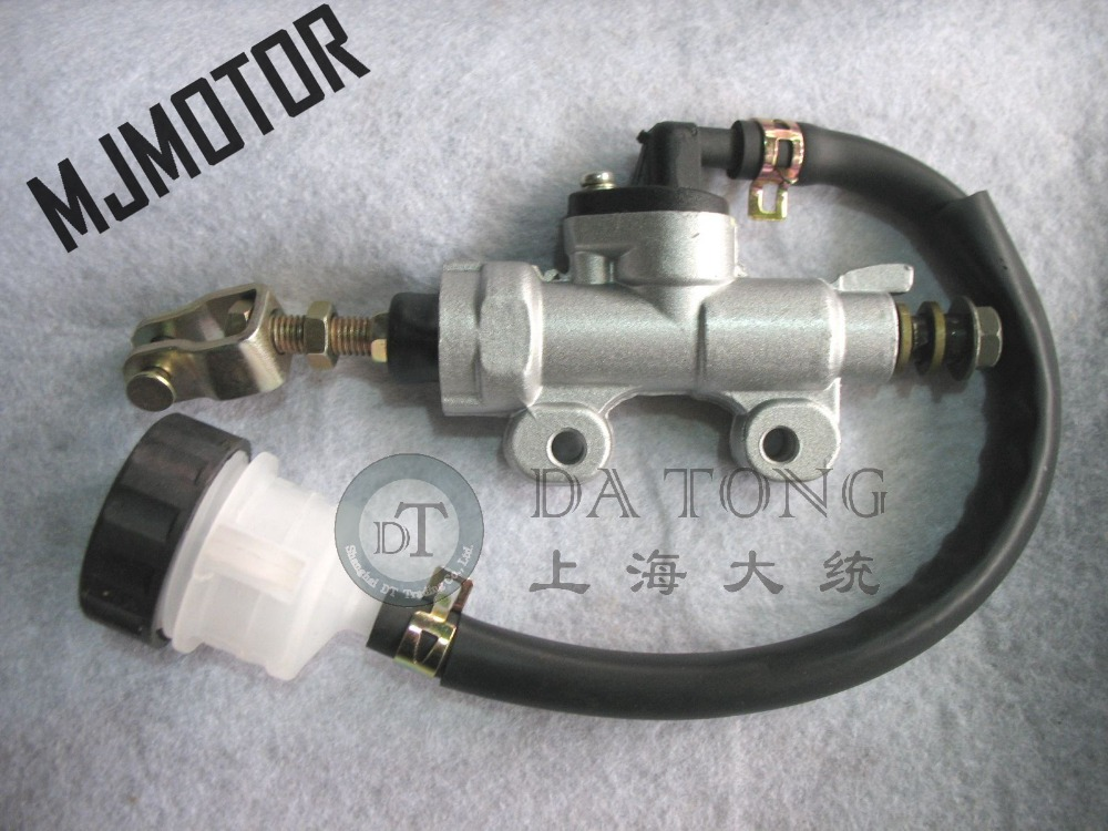 Hydraulic Brake Caliper Pump for Chinese Scooter Honda Yamaha Kawasaki Motorcycle suzuki QJ keeway ATV Moped Go Kart part