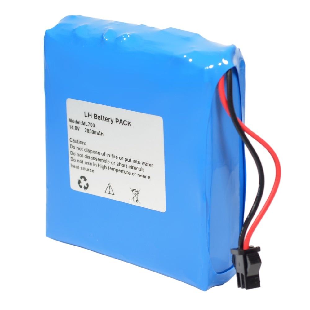2850mAh New Vital Signs Monitor battery for million ML700