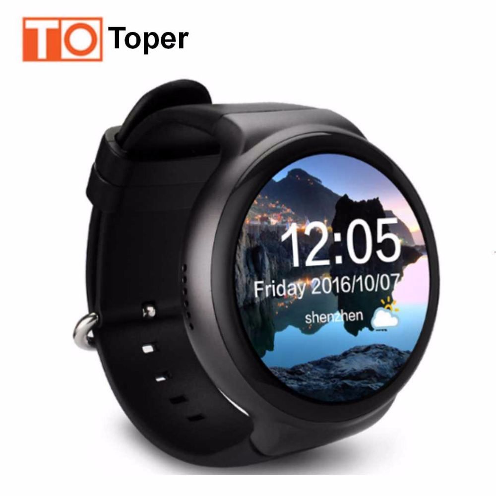 Toper 2017 New Arrival I4 Smart Watch Phone 3G Android 5.1 1.39 1GB RAM 16GB ROM Display Support 3G WiFi GPS Clock Phone acer iconia tab a1 713hd 7 mediatek mt8382v 1gb 16gb 3g wifi bt android 4 4 white