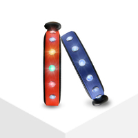 Luxury Pet LED Night Safety Dog Collar High End 100 Waterproof With USB Rechargeable Ultra Bright