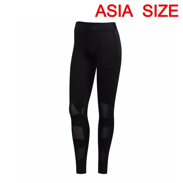 €62.48 30% de réduction|Nouveauté originale Adidas ASK L UTL T collant femme pantalon tenue de sport in Collants Running from Sports et Loisirs on