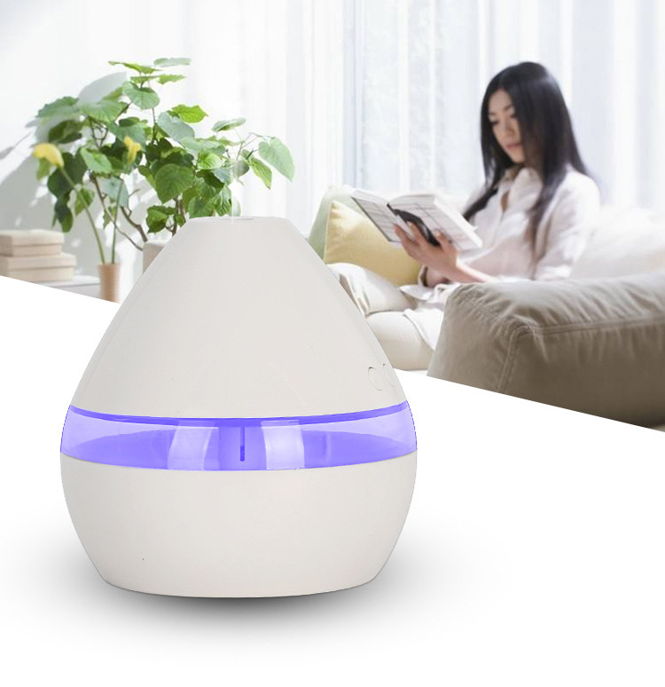 Waterless Auto Shut-off Ultrasonic Humidifier Aromatherapy Oil Diffuser Cool Mist With Color Night Lights Essential Oil Diffuser