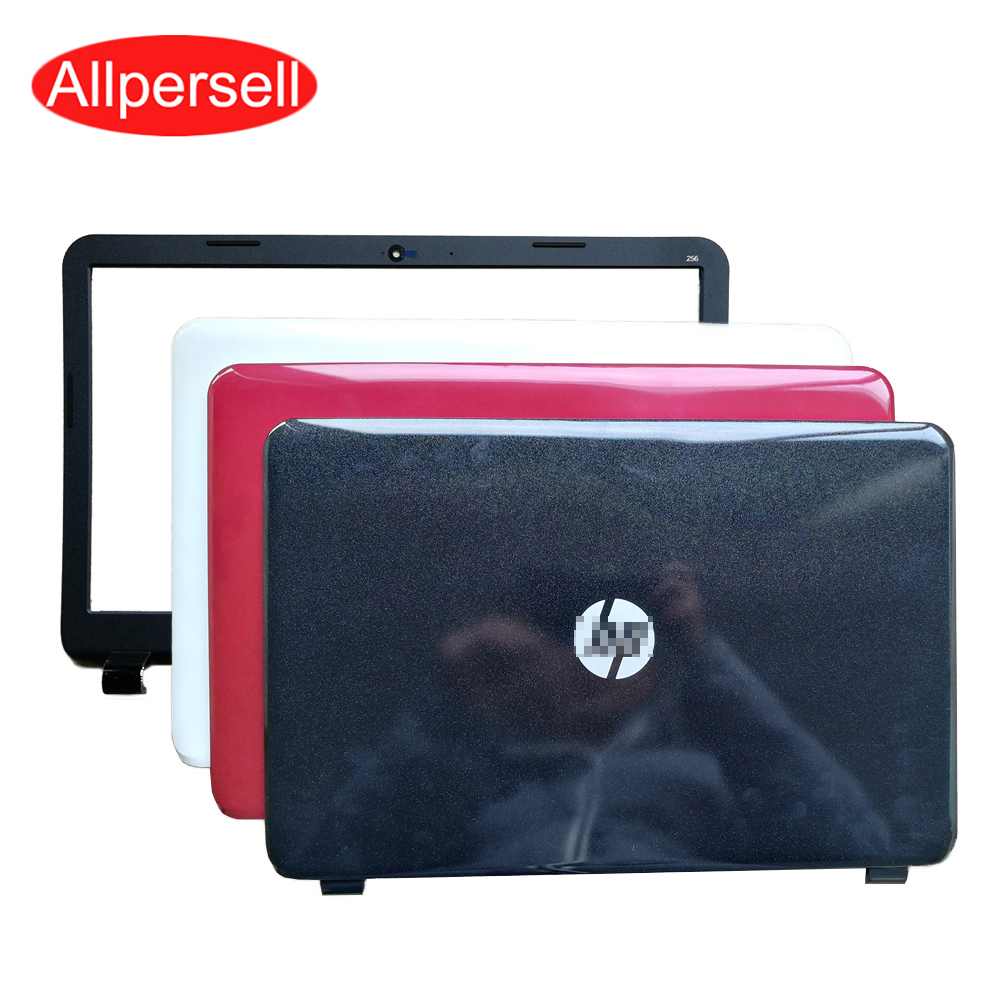 Laptop LCD Back <font><b>case</b></font> For <font><b>HP</b></font> <font><b>250</b></font> <font><b>G3</b></font> 15-G 15-R TPN-C117 <font><b>Top</b></font> <font><b>cover</b></font> Screen frame Screen cable image