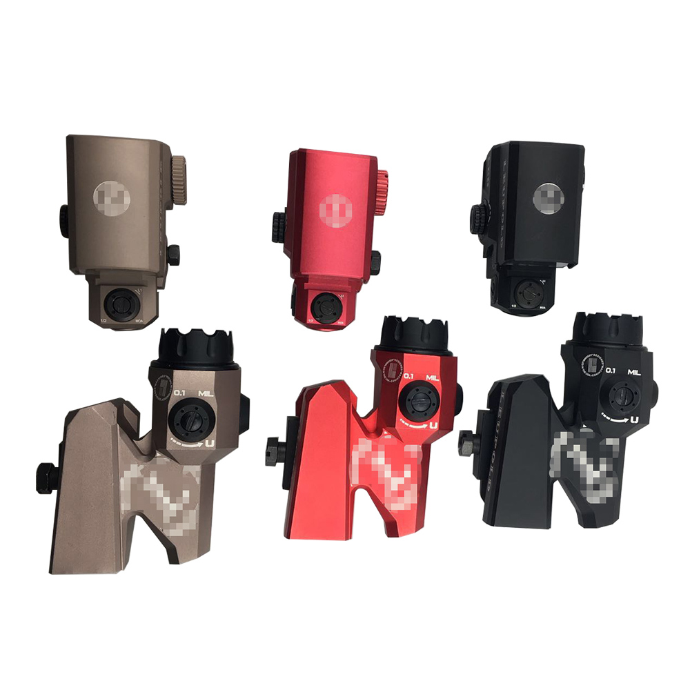 D-EVO Dual-Enhanced Optical Sight D-EVO Reticle Rifle Magnifier Scope / LCO Red Dot Sight Reflex Sight Holographic Sight