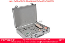 CARE SUPPLIES TRAINING MODELS MEDICAL NURSING PRODUCTS  MEDICAL SKILLS TRAINING TOOLS NAIL EXTRACTION TRAINING KIT-GASEN-CSM0031