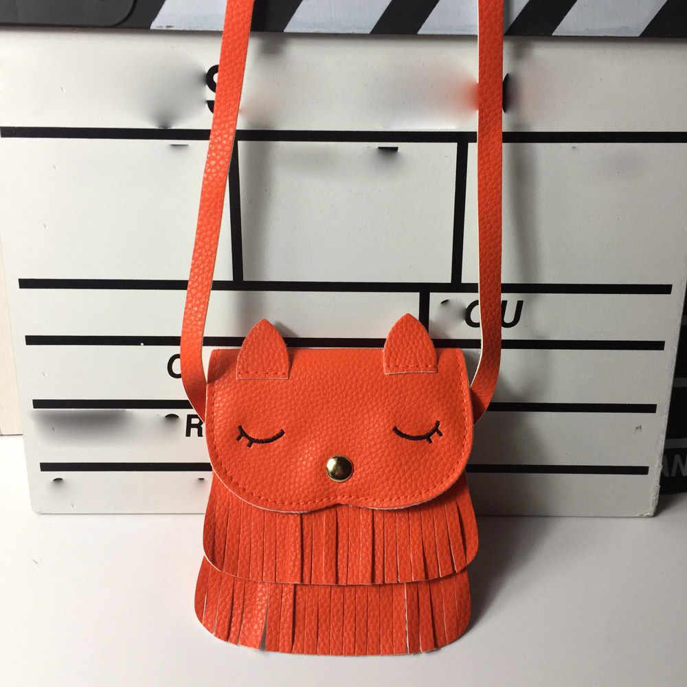 Fashion Able Mini Bag Female Artificial Leather Cute Pattern Tassel Bags Shoulder Bag Messenger Bags Vintage Handbag 10Jul 4
