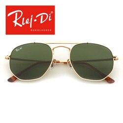 New RleiDi glass 3648 sunglasses UV400 men and women with sunglasses flying glasses