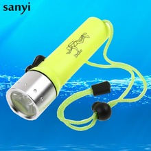 800LM High Quality Q5 LED Waterproof Underwater Dive Diving
