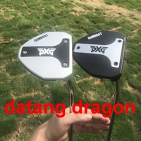 datang dragon golf putter PXG GUNBOAT silver or black putter 33/34/35inch with headcover golf clubs