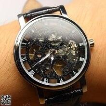 creux montre-bracelet boîtier cuir