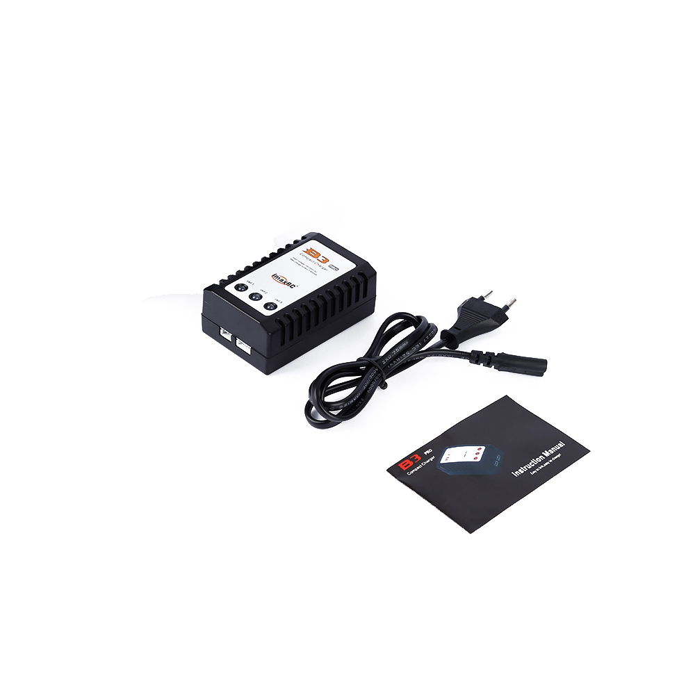 1pcs Imax B3 7.4v 11.1v Li-polymer Lipo Battery Charger 2s 3s Cells for RC LiPo AEG Airsoft for imaxrc imax b3 pro compact 2s 3s lipo balance battery charger for rc helicopter