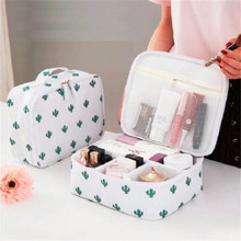 Vogvigo Ladies Men Women Make up Makeup Organizer Bag Cosmetic Toiletry Portable Outdoor Travel Kits Business Storage bag