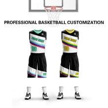 Комплекты униформы для мужчин и детей баскетбольные Джерси шорты