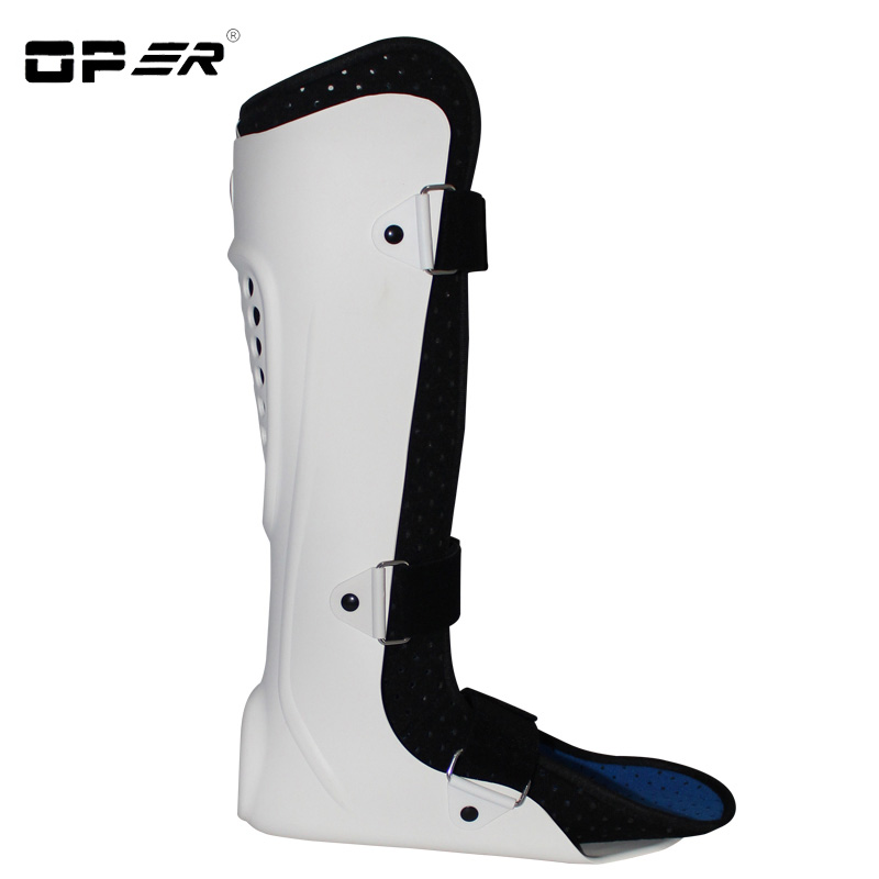 OPER Ankle Brace Support Foot Sprains Ankle Support Brace Ankle Fracture Rehabilitation Nursing Care Fixed Leg Ankle Boots AO-16 joints with a fixed belt dislocated fracture gesso splint ankle support