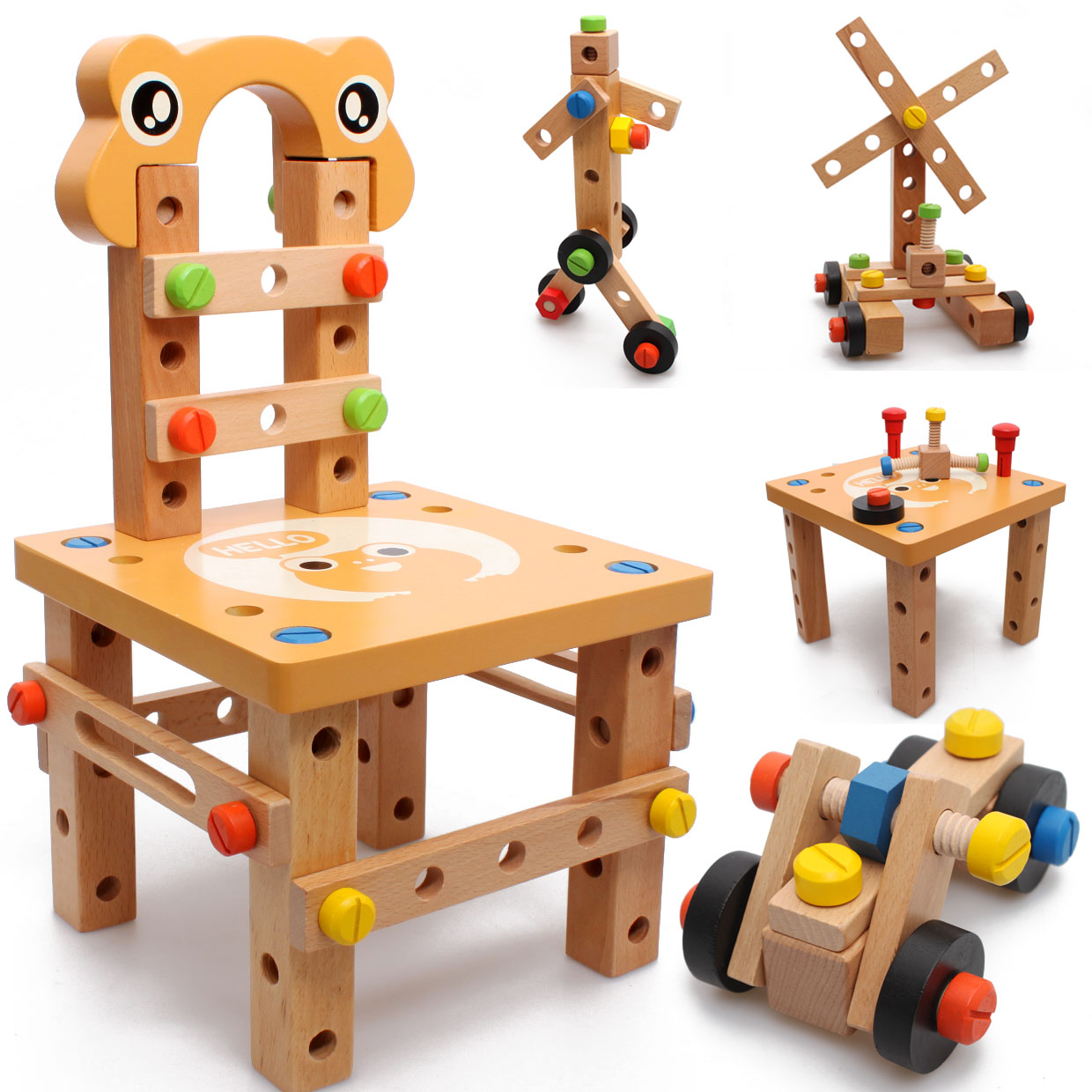 Aliexpress.com : Buy Multifunctional chair assembly tool ...