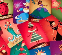 Sleeping Queens Board Game High Quality Card Game Waterproof Paper for Children Toy