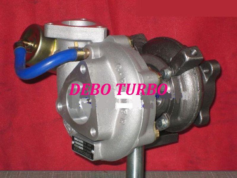 TD04L 49377-02605 741157 14411-7T605 Turbo турбонагнетатель для Nissan D22 Navara, QD32Ti 3.2L 101KW