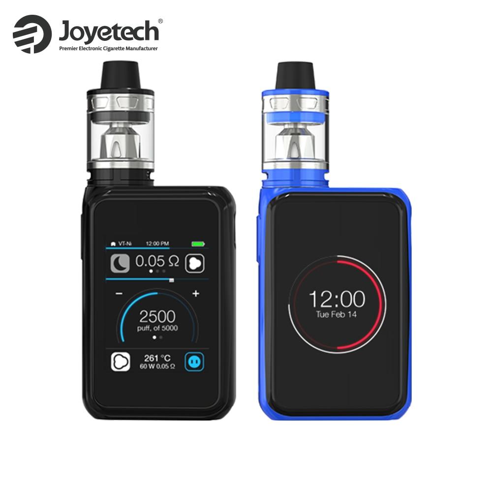 Joyetech Cuboid PRO Kit Electronic Cigarette 200W with ProCore Aries Atomizer Vape Tank 4ml 2ml 1.5ohm Without 18650 Battery цены онлайн