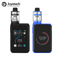 Joyetech Cuboid PRO Kit Electronic Cigarette 200W with ProCore Aries Atomizer Vape Tank 4ml 2ml 1.5ohm Without 18650 Battery