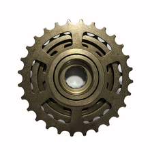 REDLAND 6/7-speed Bicycles Freewheel 6 7 Speed Cassette 14-28T for MTB Road Cycling Bike Parts