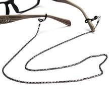 Beautiful Fashion Black 24 02 inch 61cm Eyeglass Neck Eyewear Sunglasses Read Glasses Chain Rope