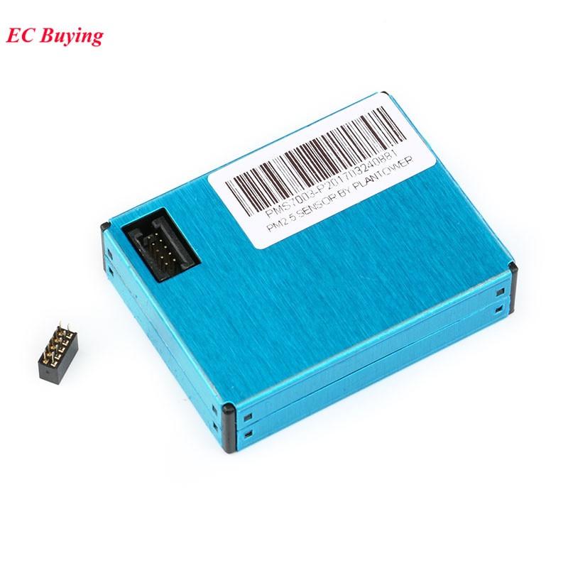 PMS7003 Sensor Module PM2.5 Air Particle Dust laser Sensor Air Dust PLANTOWER Laser Sensor Digital Module Electronic DIY