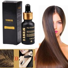 20ml Hair Growth Essential Oil Anti Hair Loss Product Natural Hair Regrowth Fast Thicker Treatment Preventing Baldness Hair Care(China)