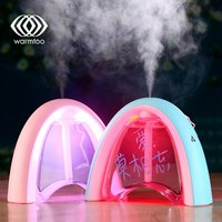 Warmtoo 400mL LED USB Aromatherapy Diffuser Essential Aroma Mist Humidifier Air Purifier Air Purifier Essential Oil