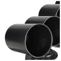 EDFY 4x 52mm 2inch Car Heavy Duty Dashboard Gauge Meter Cup Swivel Pod Mount Holder Black