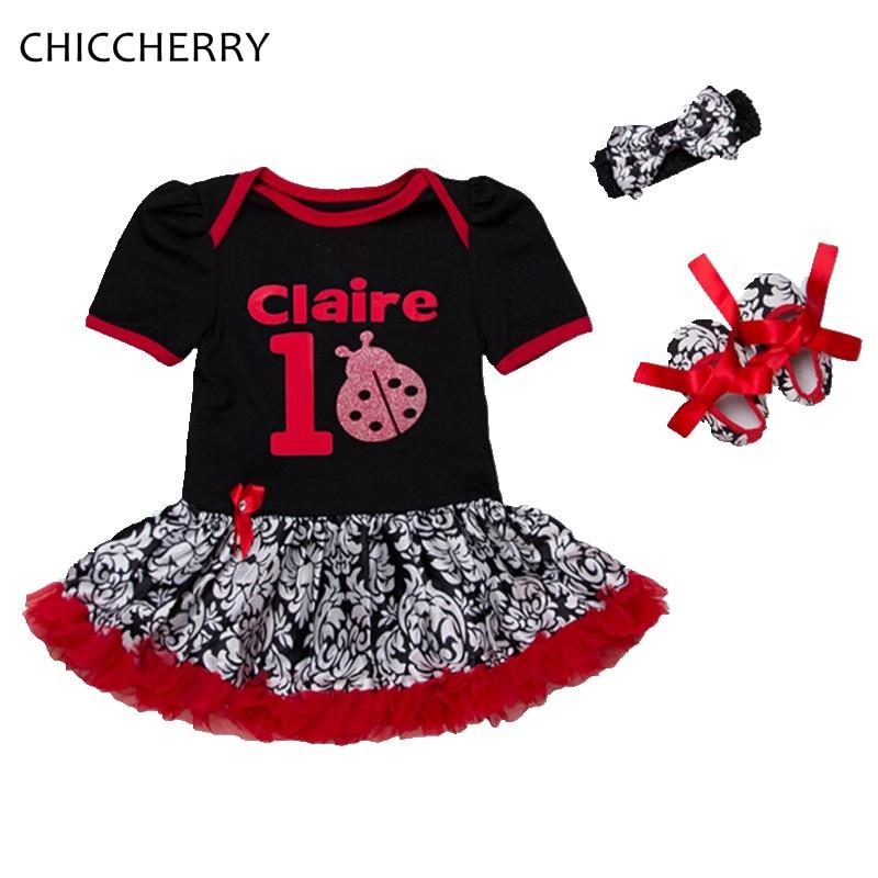 ea28acd3e2b88 Black Baby Girl Clothes Vintage Infant Lace Tutus Headband + Crib ...