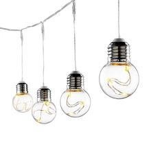 Buy market lights outdoor and get free shipping on aliexpress g45 globe string lights with 10led bulbs hanging indoor outdoor waterproof string lights for garden tents market cafe decor aloadofball Image collections