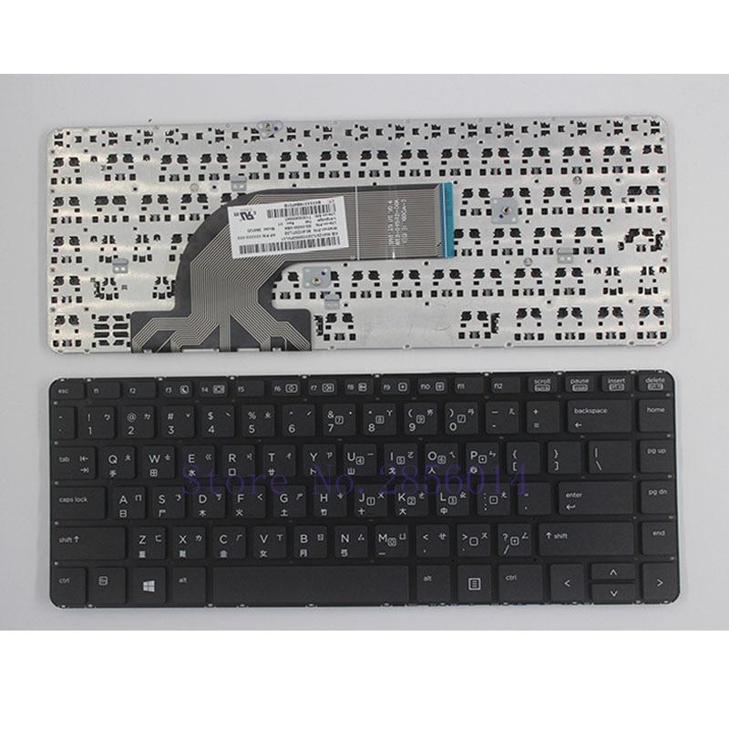 For HP Pavilion 640 440 445 G1 G2 640 645 430 G2 TW/UK/US black laptop keyboard