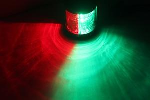 Image 5 - Rosso Verde Bi Colore di Navigazione Luce di Indicatore Della Lampada 12 V Marine Yacht Barca A Vela Lampada di Segnalazione