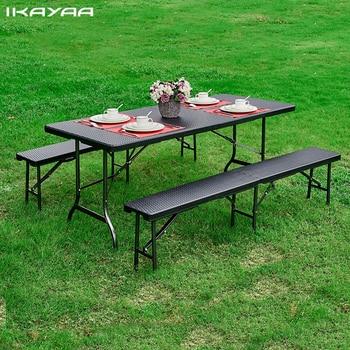 6FT Folding  Picnic Table  1