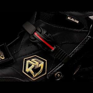 Image 3 - 100% Original 2019 SEBA KSJ2 Adult Inline Skates Roller Skating Shoes Rockered Frame Slalom Sliding FSK Patines Adulto