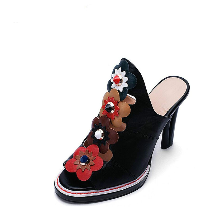 2017 summer fashion women's shoes belt fish lips sexy high-heeled shoes tassel thick with female sandals 2017 european summer with rome female high heeled sandals a cross strap fish mouth sexy toe lacing shoes fine with large yards