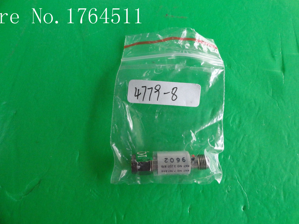 [BELLA] NARDA 4779-8 DC-18GHz 8dB 2W SMA Coaxial Fixed Attenuator  --2PCS/LOT
