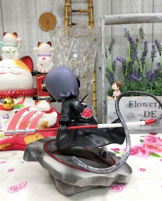15cm Anime Uzumaki Naruto PVC Action Figure madara uchiwa Tobi Hidan Collection Model Toy figura in Action Toy Figures from Toys Hobbies