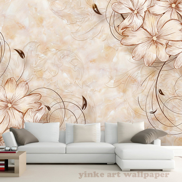 Modern Home Custom D Wall Murals Wallpaper Sofa Bedroom TV Backdrop - Custom murals from photos