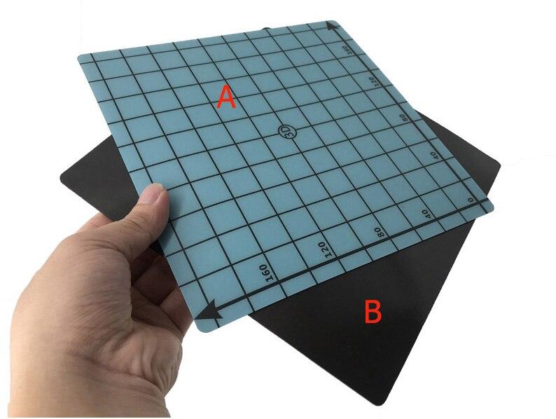 cama de impressão magnética impressora 3d heate