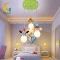 home lighting Led cartoon animal pendant lamp  pendant lights children's room hose led lamp boys and bedroom