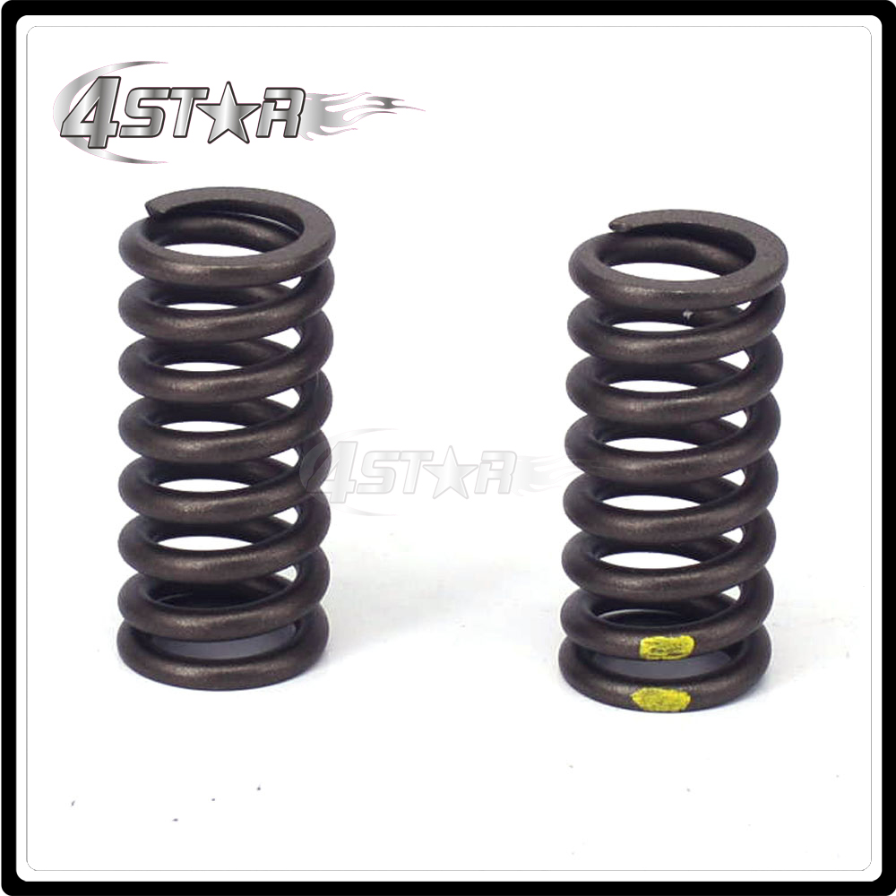 High Performance Valve Spring Kit For Motorcycle ZS177MM ZONGSHEN Engine NC250 ZS250GY-3 4 KAYO T6 BSE J5 RX3 4 Valves Parts cyt alloy steel motorcycle engine valve for honda cg200 dark grey pair