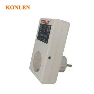 Image 4 - 16A GSM Presa di Controllo Remoto Interruttore di Alimentazione del Sensore di Temperatura Smart Home, Casa Intelligente Relè di Controllo SMS App Porta Del Garage Apri del Cancello
