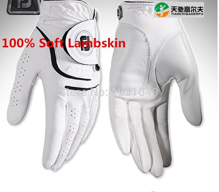 гольф перчатки левой руки