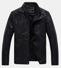 font b Mens b font PU font b Leather b font Fashion font b Jacket