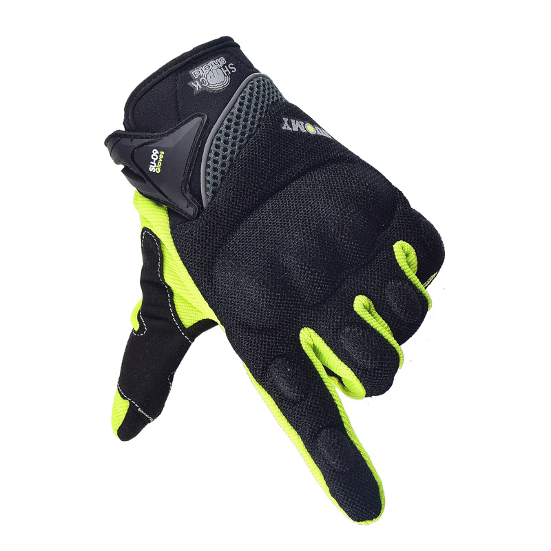 SUOMY Motorcycle Gloves Racing Summer Full Finger Protective guantes moto Motocross luva motociclista For Yamaha Harley BMW