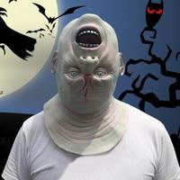 Neue Halloween Scary Latex Maske Film Vollen Kopf Horror Kostüm Masken Clown Maske Theater Prop Maskerade Liefert